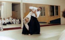 Iwamoto Sensei: Kaeshi Waza