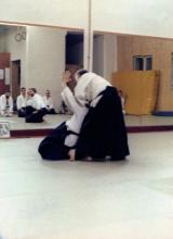 Iwamoto Sensei: Kubi Shime