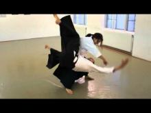 New Year Aikido Training
